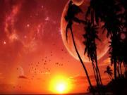 Güneş ve Yıldızlar Yapbozu Oyna