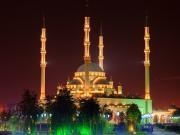 Hacı Ahmet Kadirov Cami-Çeçenistan Yapbozu Oyna