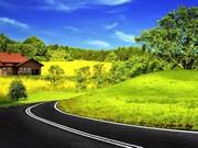 Harika yol ve Doğa Yapbozu Oyna
