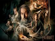 Hobbit:Smaugun Çorak Toprakları Yapbozu Oyna