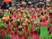 İskeçe Karnavalı-Yunanistan Yapbozu Oyna