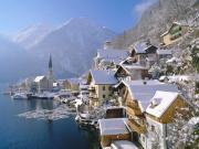 İsviçre'de Kar Örtüsü Yapbozu