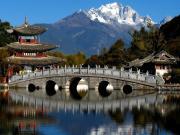 Japonya'da Bir Köprü Yapbozu Oyna