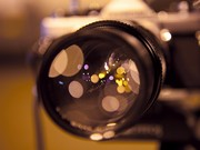 Kamera Lensi Yapboz