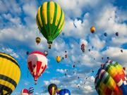 Kapadokya Balon Festivali Yapbozu Oyna