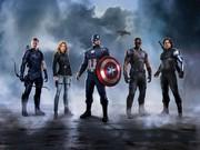 Kaptan Amerika İç Savaş Filmi Yapbozu