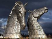 Kelpies Heykeli-İskoçya Yapbozu