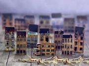 Kibrit Kasabası Yapbozu Oyna