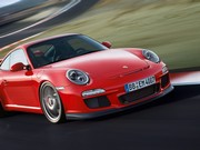 Kırmızı Porsche 911 Gt3 Oyna