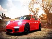 Kırmızı Porsche Yapbozu Oyna