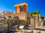 Knossos Sarayı-Girit Yapbozu Oyna