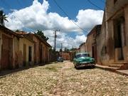 Küba ve Arabaları Yapboz Oyna