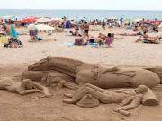 Kum Sanatı Yapbozu Oyna