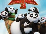 Kung Fu Panda 3 Filmi Yapbozu Oyna