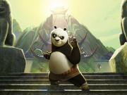 Kung Fu Panda Po Yapbozu Oyna
