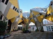 Küp Evler-Rotterdam-Hollanda Yapbozu Oyna