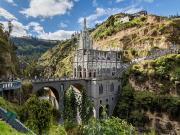 Las Lajas Tapınağı-Kolombiya Yapbozu Oyna