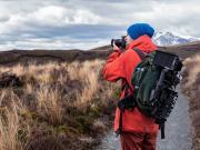 Manzara Fotoğrafçısı Yapbozu Oyna