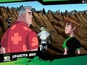 Grandpa Max ve Ben 10 Oyna