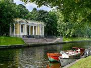 Mikhailovsky Parkı-St.Petersburg Yapbozu
