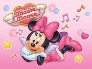 Minnie Mouse Yapboz Oyna