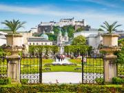 Mirabell Sarayı-Salzburg Yapbozu Oyna