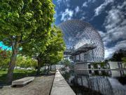 Montreal Biyosferi-Kanada Yapbozu Oyna