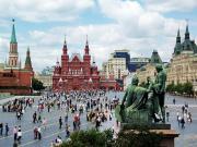 Moskova Kızıl Meydan Yapbozu Oyna