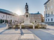 Mozart Meydanı-Salzburg Yapbozu Oyna