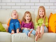 Mutlu Çocuklar Yapbozu Oyna