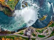 Niagara Falls-Kanada Yapbozu Oyna