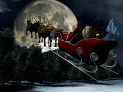 Noel Kızağı Yapbozu