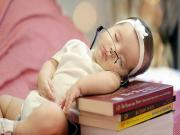 Okurken Uyuyakalan Bebek Yapbozu Oyna