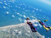 Paraşütle Atlayanlar Yapbozu Oyna