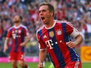Philipp Lahm-Bayern Münih Yapbozu Oyna