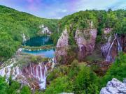Plitvice Gölleri-Hırvatistan Yapbozu