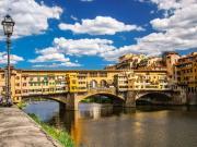 Ponte Vecchio Köprüsü-Floransa Yapbozu Oyna