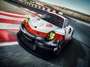 Porsche 911 RSR 2017 Yapbozu