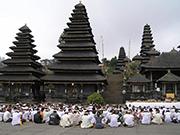 Pura Besakih Tapınağı Yapbozu