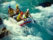 Rafting Heyecanı Yapbozu Oyna