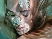 Reisha Perlmutter-Su Altındaki Kadın Yapbozu Oyna