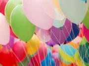 Renkli Balonlar Yapbozu