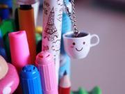 Renkli Kalemler Yapbozu Oyna