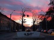 Şair Mihai Eminescu Heykeli-Romanya Yapbozu