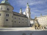 Salzburg Katedrali Yapbozu Oyna