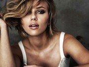 Scarlett Johansson Puzzle Oyna