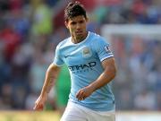 Sergio Aguero-Manchester City Yapbozu Oyna