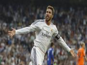 Sergio Ramos-Real Madrid Yapbozu Oyna