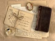 Sevgiliye Yazılan Mektuplar Yapbozu Oyna