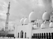 Şeyh Zayed Cami-Abu Dabi Yapbozu Oyna